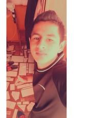 Marcos Torres , 18, Paraguay, Ciudad del Este