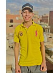ahmed aziz, 20  , Cairo