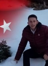 İlker Yasin, 18, Turkey, Adana