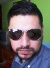 Ivan Romero Muño, 36, Mexico, Pachuca de Soto