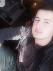 Ekhson, 21, Russia, Novosibirsk