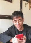 Charlie Chow, 24, Nanjing