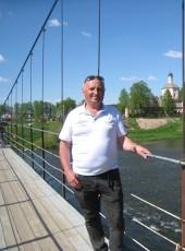 yura, 59, Russia, Kubinka