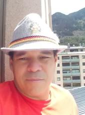 Jorge Luiz, 50, Andorra, les Escaldes