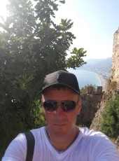 German Lebedev, 41, Russia, Moscow