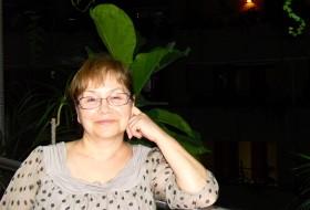 olga, 66 - Just Me