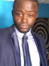 Morgan, 27, Congo, Kinshasa
