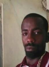 Damion, 37, Jamaica, Kingston