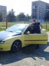 Hank Moody, 33, Russia, Novovoronezh