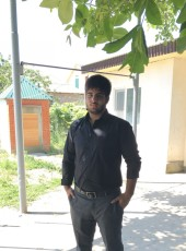 james ford, 23, Abkhazia, Sokhumi