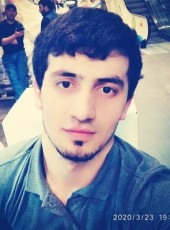 Mukhammad, 24, Russia, Moscow