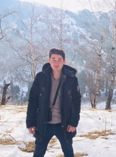 NURSULTAN, 27, Kazakhstan, Almaty