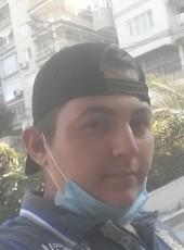 Erhan, 18, Turkey, Izmir