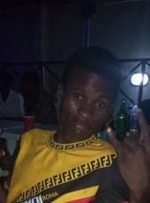 Simon, 21, Nigeria, Ibadan