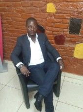 Mika, 43, Congo, Lubumbashi