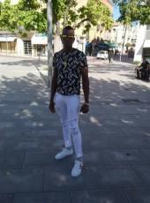 Bakary , 18, Spain, Barcelona