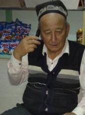 usmon, 66, Uzbekistan, Tashkent