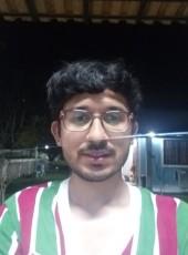 João Pedro, 23, Brazil, Araruama