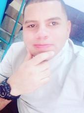 Jhonas Diaz, 24, Colombia, Medellin