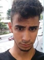 Elycarlos, 23, Brazil, Sao Raimundo Nonato