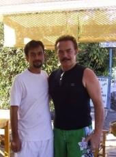 Cavit, 46, Turkey, Istanbul