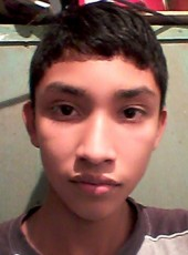 Armando recinos , 20, Guatemala, Guatemala City