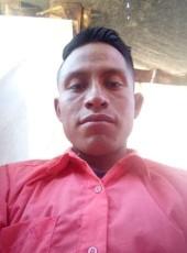 Amilcar Mende, 32, Puerto Rico, San Juan
