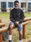 John, 18  , Port Louis
