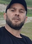 Malik Akhmarov, 38  , Naurskaya