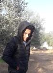 Ahmad, 18  , Gaza