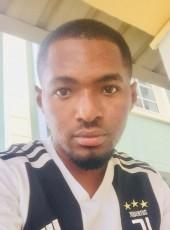 Kingsley, 24, Nigeria, Lagos