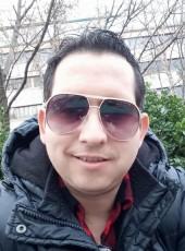 William, 33, Spain, Madrid
