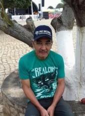 Valdeci Silva, 55, Brazil, Caetite
