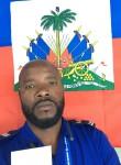 Edner Ficien, 39  , Port-au-Prince