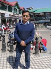 Sunil Kumar, 32, India, Rampur