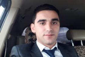 Aliev Dukhan , 30 - Just Me