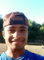 Paulo Ségio, 27, Brazil, Aquidauana