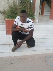 Moussa, 18, Mauritania, Nouakchott