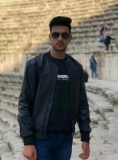 Hamzah , 21, Iraq, Ramadi