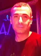 Can, 33, Turkey, Istanbul