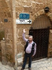 Тони, 59, Israel, Tel Aviv