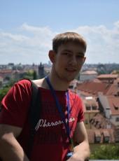 Andrey, 23, Belarus, Navapolatsk