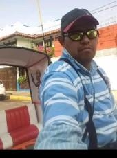 CHOLO , 36, Mexico, Gustavo A. Madero (Mexico City)