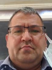 Murat Mengi, 45, Turkey, Istanbul