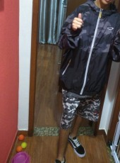 Marcos, 18, Brazil, Juiz de Fora