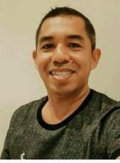 mili, 41, Indonesia, Surabaya
