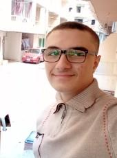 Ahmad, 18, Egypt, Tanda