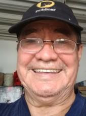 Luis Arnulfo , 71, Colombia, Cali