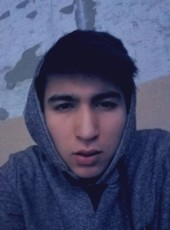 Yusuf, 19, Russia, Moscow