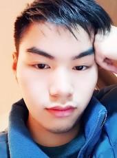 YANNIS, 24, China, Jinan